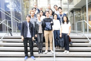 participants in princeton utokyo workshop 2016