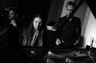 Martin Höfert, Lisa Morgenstern und Maximilian Münch