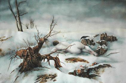 Kaltes Land