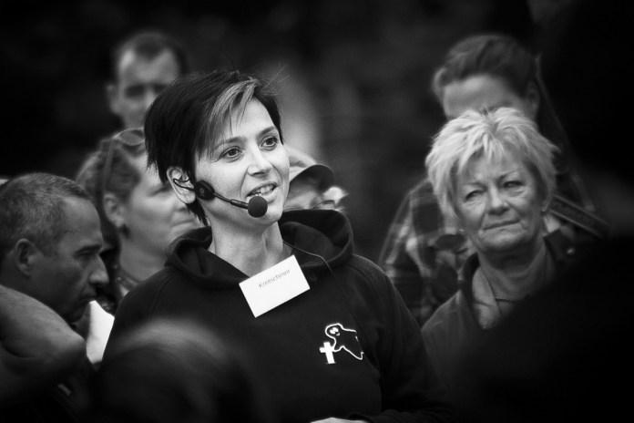 Anja Kretschmer, Organisatorin