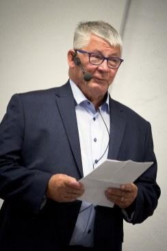 """Uwe-Ulrich Schulz, stellvertretender Vorstandvorsitzender der Stiftung """"Zentrum für Friedensarbeit"""" – Otto Lilienthal – Hansestadt Anklam"""