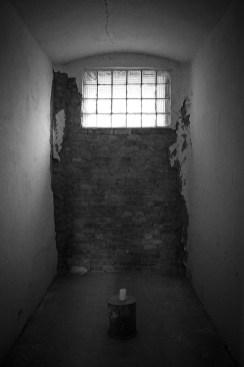 Zelle im Todestrakt