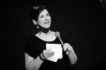 Veranstalterin Dr. Anja Kretschmer