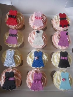Prom Cupcakes Tracy S T Cakes