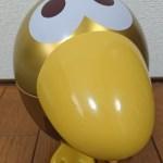 しゃべる金のキョロちゃん缶中身ネタバレと応募方法!いつまで?