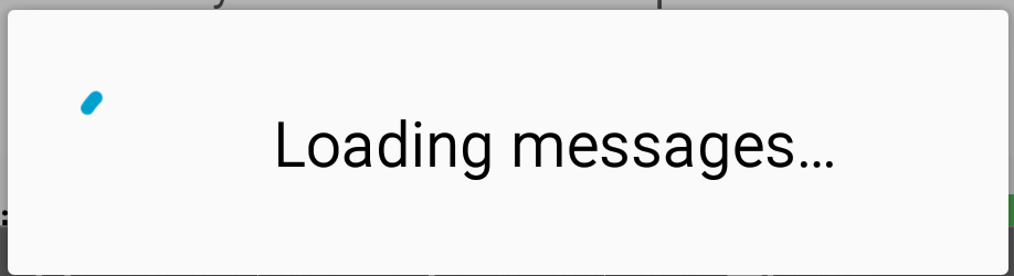 """Fix for Samsung android phones getting stuck on """"loading messages"""