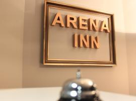 The 6 Best Hotels and Properties in Wedding  Berlin  Germany Hotel Arena Inn   Berlin Mitte This is a Preferred Partner property  It s  committed to giving guests a positive experience with its excellent service  and