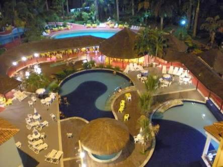 Condomínio hot Springs hotel