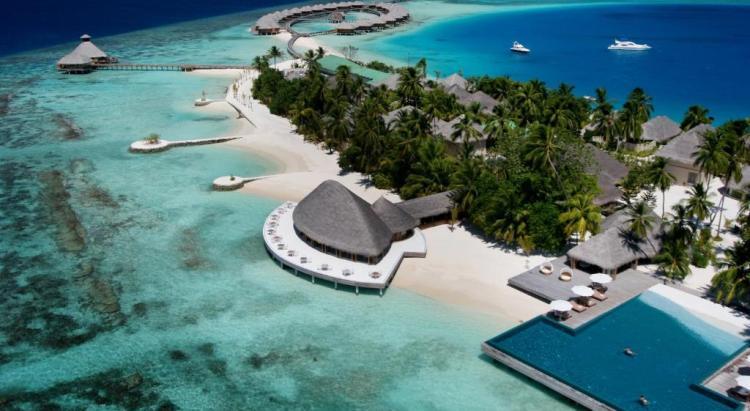 Мальдивы лучшие отели 5* PER AQUUM Huvafen Fushi