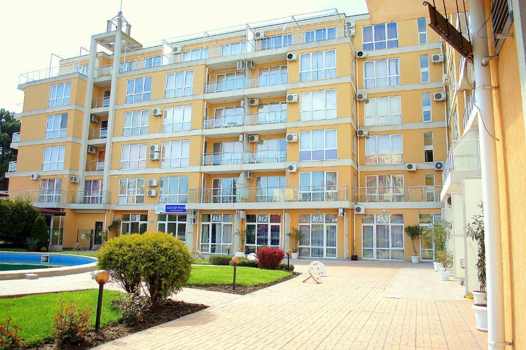Apart Hotel Flores Park