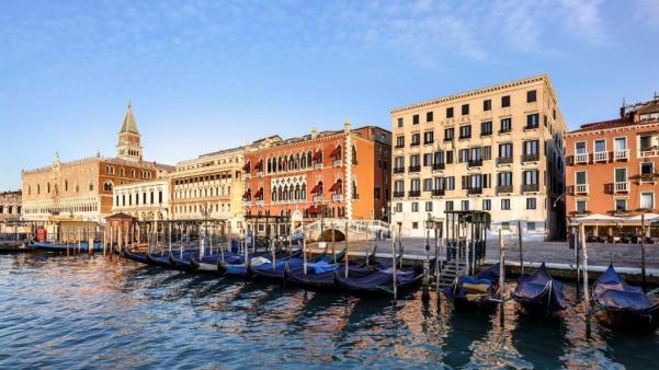 Картинки по запросу Отель Danieli - Венеция, Италия