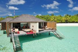 Paradise Island Resort & Spa - Water Villa