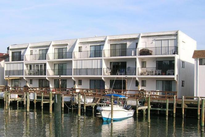 Apartment Mariner S Wharf 105 Ocean City Md Booking