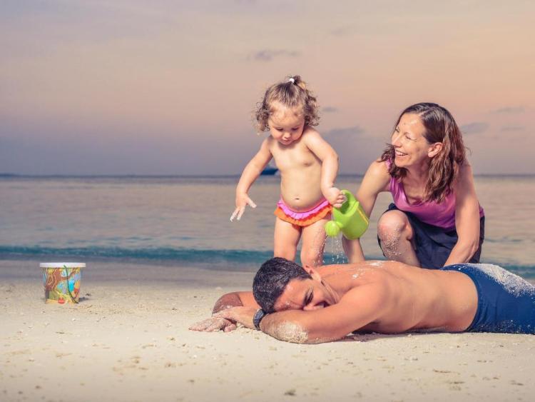 Отель Бандос Мальдивы с ребенком