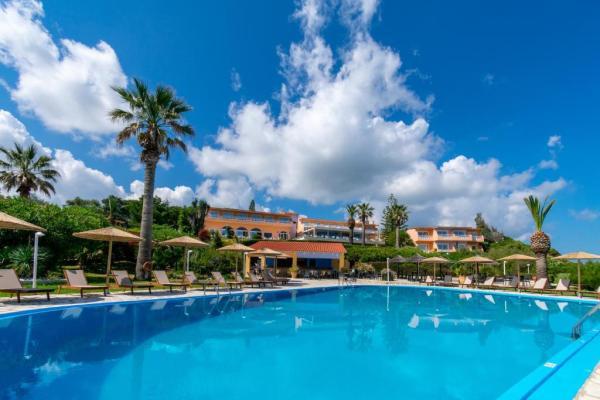 Ibiscus Corfu Hotel, Roda, Greece - Booking.com