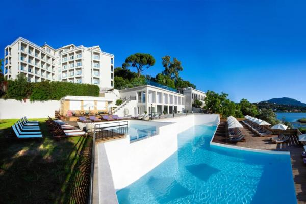 The Royal Grand Hotel, Corfu Town – Updated 2019 Prices