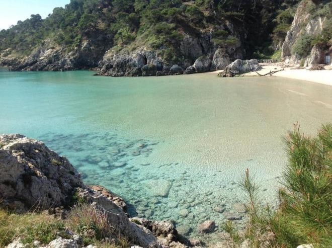 Image result for Cala delle Arene