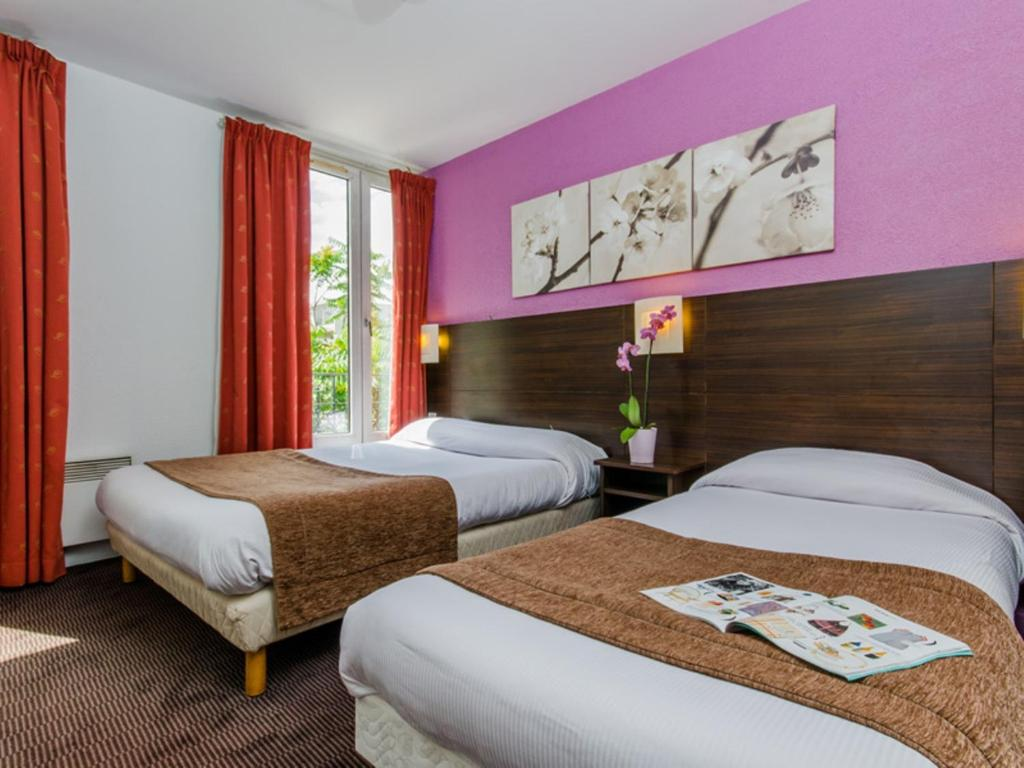 Hotel Arc Paris Porte d Orl    ans  Montrouge  France   Booking com     Gallery image of this property