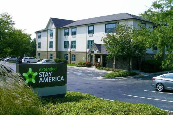 Hotel Extended Stay America, Downers Grove, IL - Booking.com