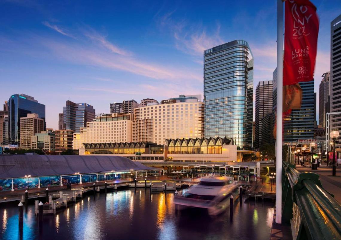 نتيجة بحث الصور عن BOOKING Hyatt Regency Sydney