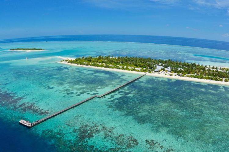 Отдых на Мальдивах в Fun Island Resort