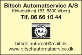 Bitsch Automatservice a/s