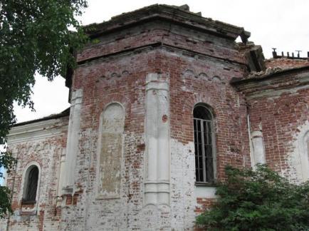 Кончезерская церковь