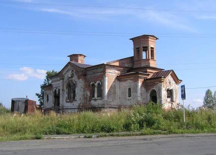 Церковь в 2011 году