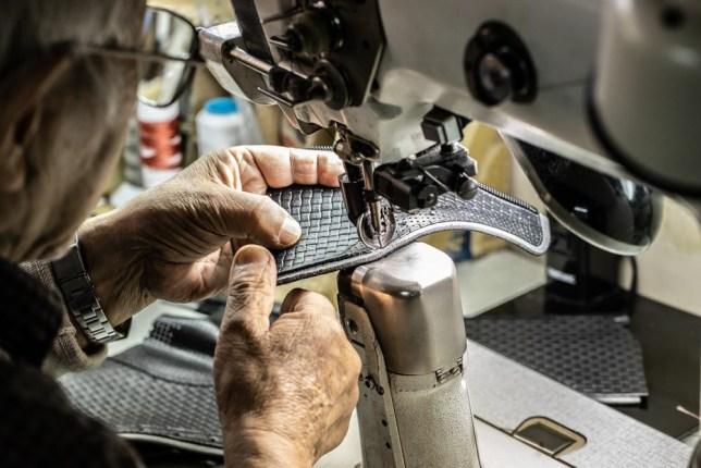 杉本製靴株式会社様の撮影