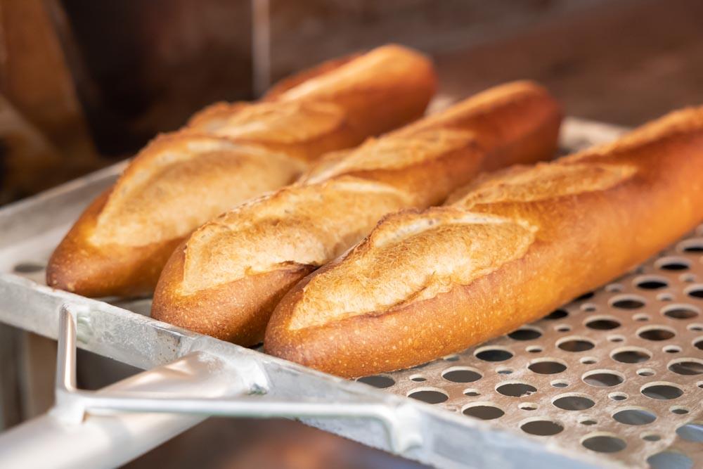 手作りパンのパリーネ様の撮影