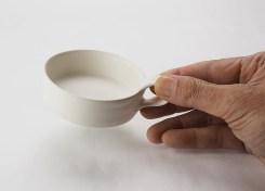 名前はカップですが用途的には少し深さのある小皿といったところです。