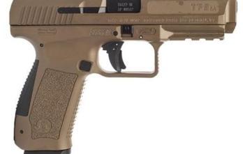 CANIK TP9SA | Mod.2 | Desert Tan | 9mm | 18rd (HG4542D-N)