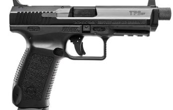 CANIK TP9SFT | Black | 9mm | 18rd (HG4067-N)