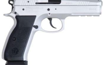 CANIK | TRI-STAR | P-120 | Chrome | 9mm | 19+1 (85090)