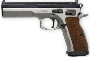 CZ 75 Tactical Sport   9mm   20rd   SAO (91172)