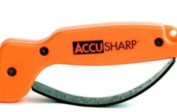 AccuSharp Pull-Thru Sharpener Orange 014
