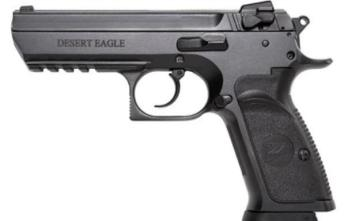 Magnum Research -BABY EAGLE III 45ACP STEEL 3.85″ SC 10RD (MRBE45003RS)