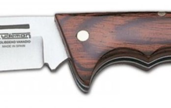 Cudeman – 333-R Hunting Pocket Knife