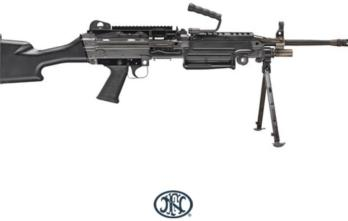 FNH – FN56460 M249S MILITARY COLL 5.56MM BLK 223 Rem | 5.56 NATO (SPECIAL ORDER – CONTACT US)