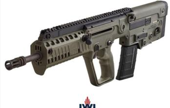 IWI –  IWXG16 TAVOR X95 5.56 ODG 16.5″ 30+1 FLATTOP/BULL PUP/BUIS W/TRITM 223 Rem | 5.56 NATO