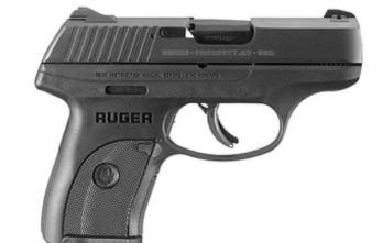 RUGER LC9S 9MM 3.1″ BL 7RD