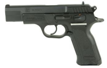 SAR B6 9MM 4.5″ 17RD BL