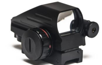 Standard Manufacturing – Red Green Reflex Sight with integral red laser