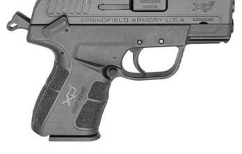 Springfield Armory XD-E 45ACP