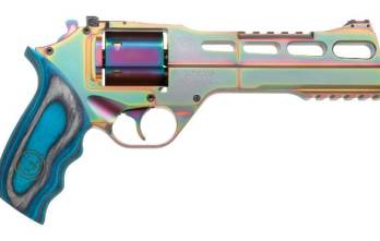 "CHIAPPA RHINO 6″ 60DS NEBULA Revolver |  Mix Color ""PVD"" 