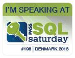 SQLSat196 Speaking