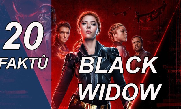 20 Faktů – Black Widow