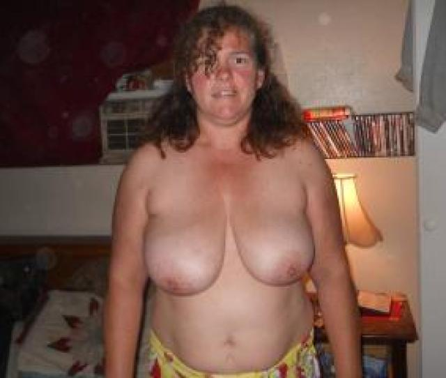 My Wifes Big Floppy Tits And Hairy Pussy