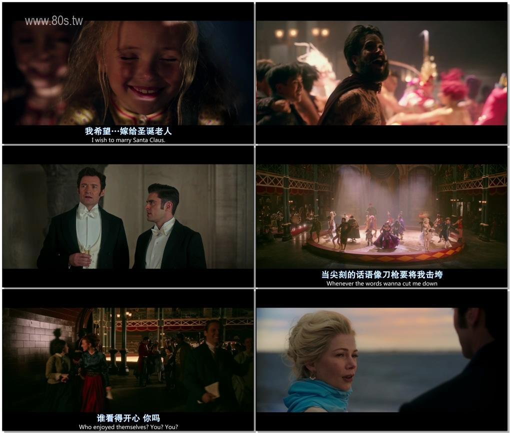 馬戲之王 (2017)高清mp4迅雷下載-80s手機電影