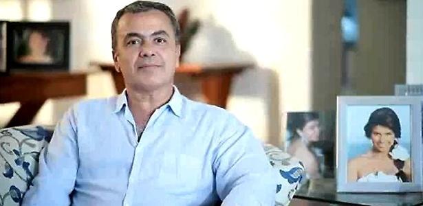 Gerardo Rabello, colunista social em João Pessoa, agora é conhecido como ''o pai da Luiza''